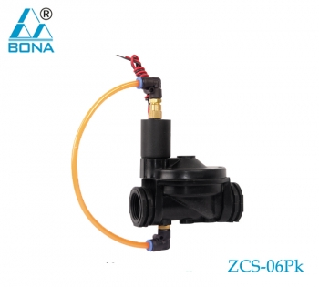 2/2 way Nylon N.O. megnetic valve ZCS-06PK