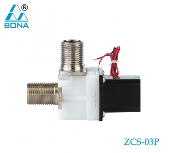 2/2 WAY PLASTIC WATERPROOF MEGNETIC VALVE ZCS-03P
