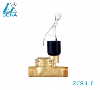 2/2 WAY BRASS  SOLENOID VALVE ZCS-11B