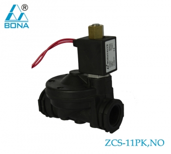 2/2 WAY COIL SOLENOID VALVE ZCS-11PK-NO