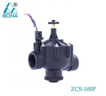 2/3 way coil Nylon magnetic valve ZCS-100P