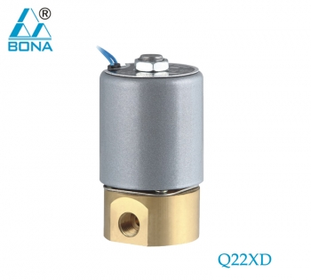 2/3 WAY BRASS SOLENOID VALVE Q22XD-2