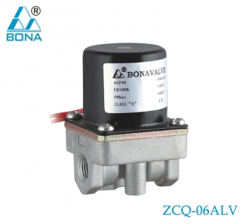 2/2 WAY BRASS MEGNETIC VALVE ZCQ-06A