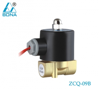 2/2 WAY BRASS MEGNETIC VALVE ZCQ-09B