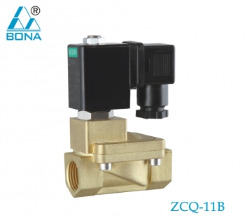 2/2 way brass megnetic valve ZCQ-11B