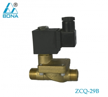 2/2 WAY BRASS MEGNETIC VALVE ZCQ-29B