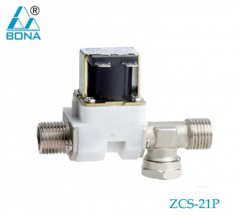 2/2 WAY PLASTIC SOLENOID VALVE ZCS-21P