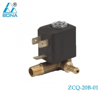 2/2 WAY BRASS SOLENOID VALVE ZCQ-20B-01