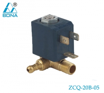 2/2 WAY BRASS MEGNETIC VALVE ZCQ-20B-05
