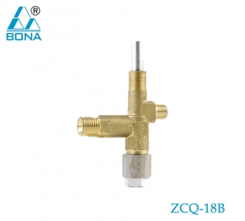 brass patio heater magnetic valve ZCQ-18B