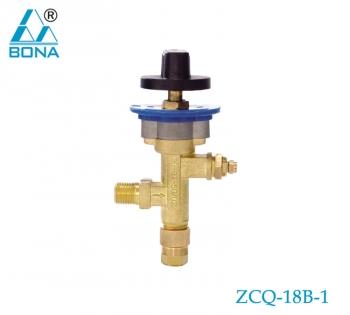 BRASS GAS HEATER SOLENOID VALVE ZCQ-18B-1