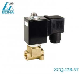 2/3 WAY NYLON MEGNETIC VALVE ZCQ-12B-3T