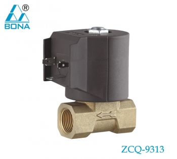 2/2 WAY BRASS SOLENOID VALVE ZCQ-9313