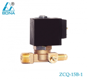 2/2 WAY BRASS MEGNETIC VALVE ZCQ-15B-1