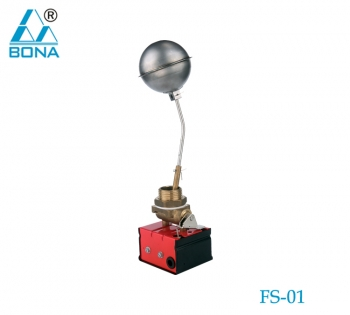 STAINLESS STEEL FLOATING BALL FS-01
