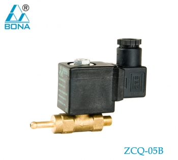 2/2 WAY BRASS SOLENOID VALVE ZCQ-05B