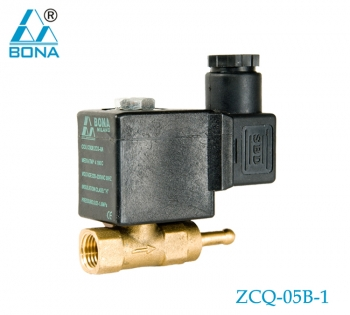 2/2 way brass solenoid valve ZCQ-05B-1