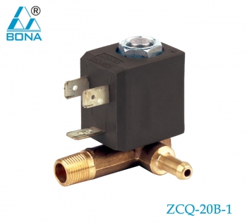 2/2 WAY BRASS SOLENOID VALVE ZCQ-20B-1