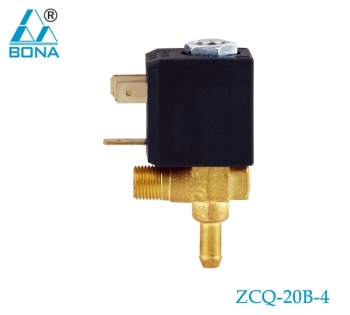 2/2 WAY BRASS SOLENOID VALVE ZCQ-20B-4