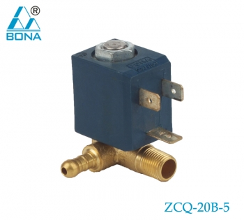 2/2 way brass solenoid valve ZCQ-20B-5
