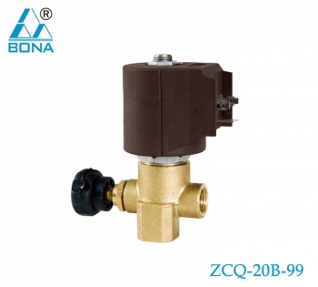 2/2 way brass solenoid valve ZCQ-20B-99