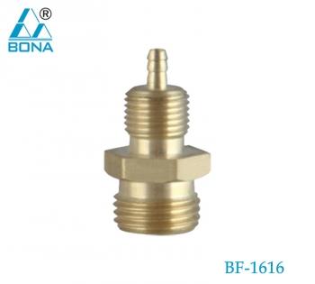 BRASS GAS HEATER SOLENOID VALVE BF-1616