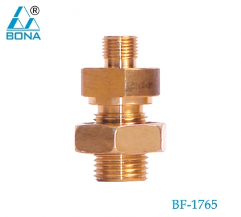 BRASS GAS HEATER SOLENOID VALVE BF-1765