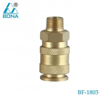 BRASS GAS HEATER MEGNATIC VALVE BF-1803