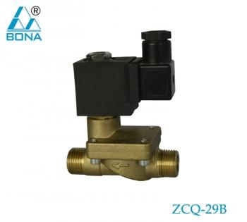 2/2 way brass solenoid valve ZCQ-29B
