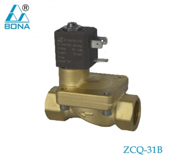2/2 way brass megnetic valve ZCQ-31B