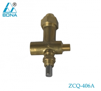 BRASS GAS HEATER MAGNETIC VALVE ZCQ-406A