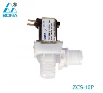 2/2 WAY PLASTIC MEGNETIC VALVE ZCS-10P