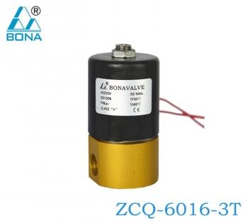 2/3 way Aluminum solenoid valve ZCQ-6016-3T