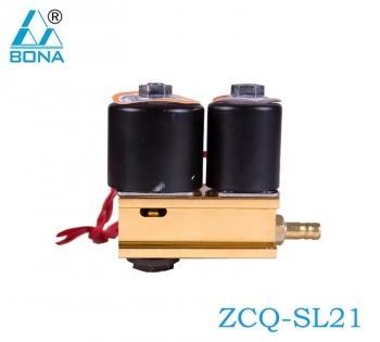 Aluminum solenoid valve ZCQ-SL21