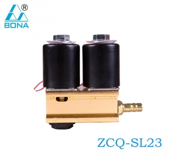 ALUMINUM MEGNETIC VALVE ZCQ-SL23