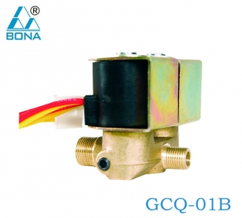 Double coil solenoid valve GCQ-01B