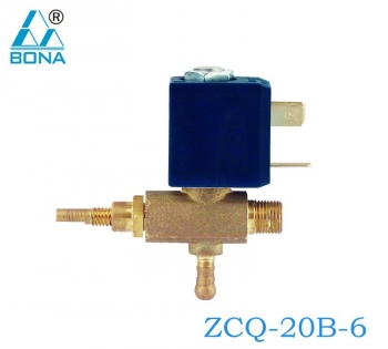 2/2 NORMALLY CLOSED SOLENOID VALVE ZCQ-20B-6