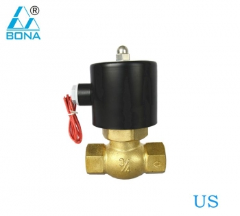 HIGH TEMPERATURE SOLENOID VALVE US