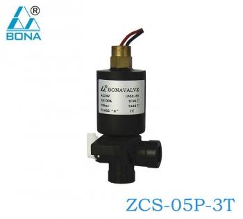 NYLON MEGNETIC VALVE ZCS-05P-3T