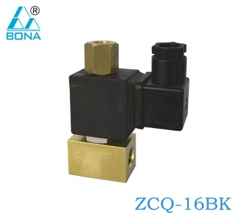2/2 way Brass solenoid valve  ZCQ-16BK