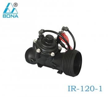 IR-120-1 HYDRAULIC CONTROL VALVE