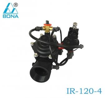 IR-120-4  PRESSURE REDUCING VALVE