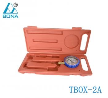 SOLENOID VALVE PRESSURE MEASUREMENT TOOLBOX TBOX-2A