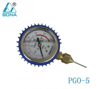 ELECTROMAGNETIC VALVE PRESSURE GAUGE PGO-5