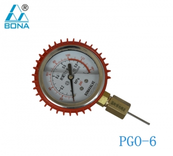 SOLENOID VALVE MANOMETER PGO-6