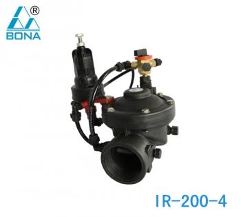 IR-200-4 Pressure relief valve