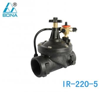 IR-220-5 manual valve