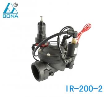 IR-200-2 electromagnetic pressure relief valve
