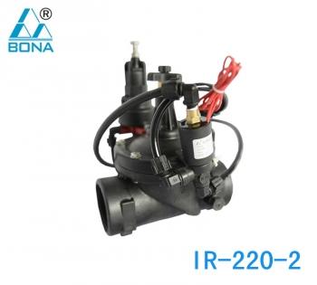 IR-220-2 electromagnetic pressure relief valve