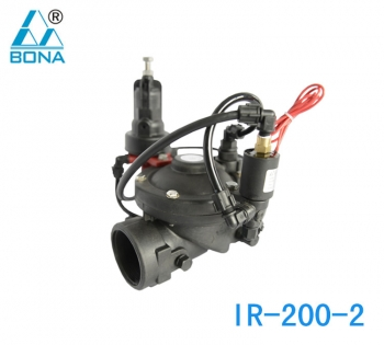 IR-200-2 electric pressure reducing valve